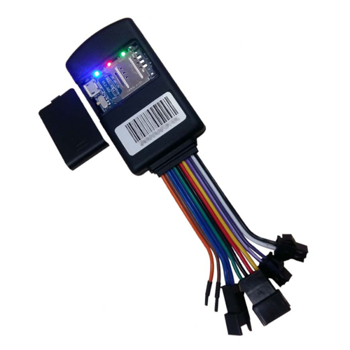 GPS tracker for cars + locator server